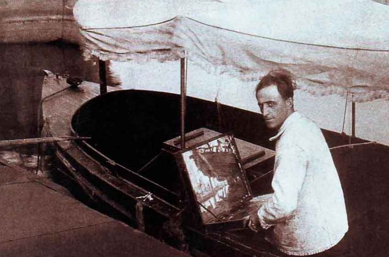 128 Aniversario del Nacimiento de Benito Quinquela Martín