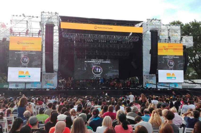 Todo un éxito el Festival Únicos de la ciudad de Buenos Aires