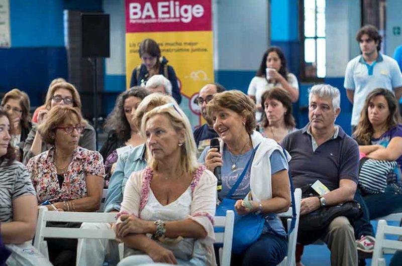 Relanzamiento de la segunda etapa de programa BA Elige