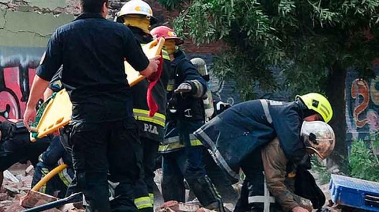 Procesaron a ex funcionarios y a empresarios por el incendio de Iron Mountain