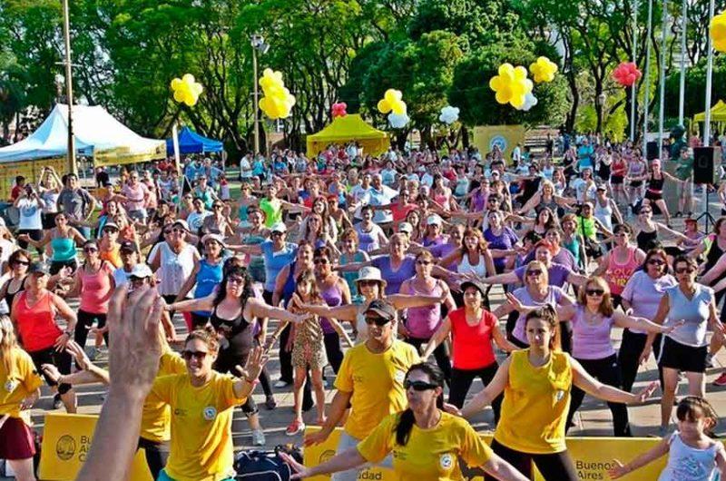 Más de 200 propuestas de actividades físicas gratuitas