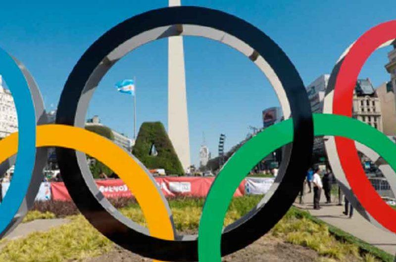 Convenio de Ciudad Sede para los Juegos Olímpicos de la Juventud 2018