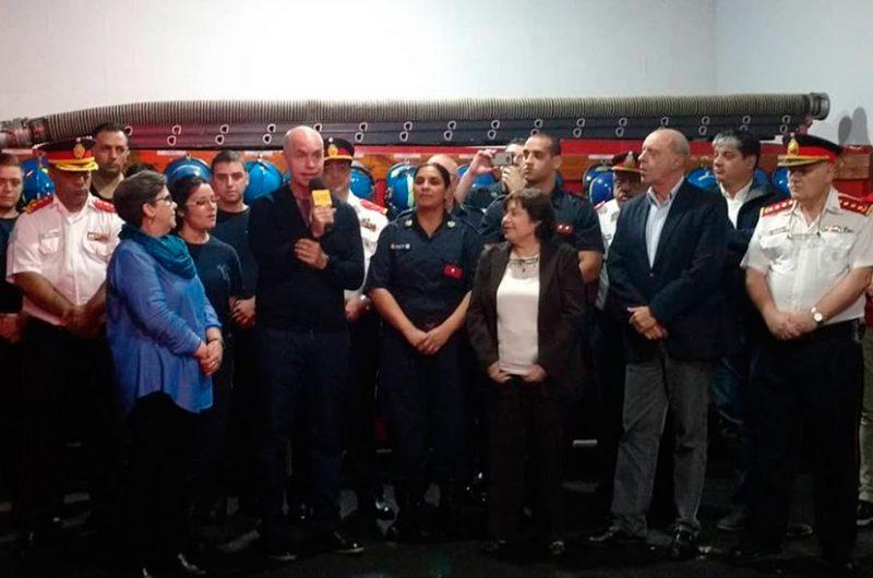 Incorporan a los Bomberos Voluntarios a la obra social de la Ciudad