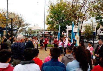 Nueva Pompeya conmemoró su 122º Aniversario
