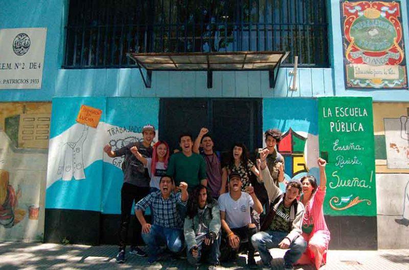 Barracas tiene su representante en las Olimpíadas Ambientales