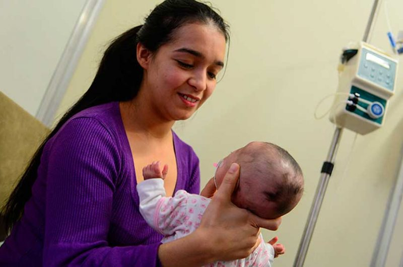 El Hospital Garrahan contará con un Espacio de Lactancia Materna