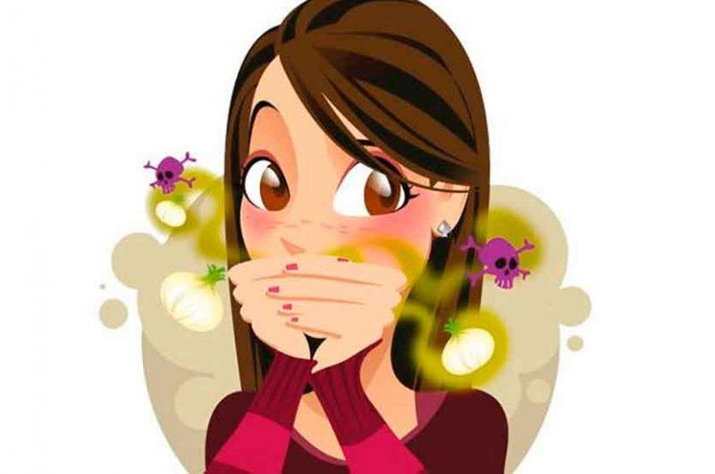 5 remedios caseros para combatir el Mal aliento