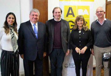 Convenio entre la AGC y El Ministerio de Salud mendocino