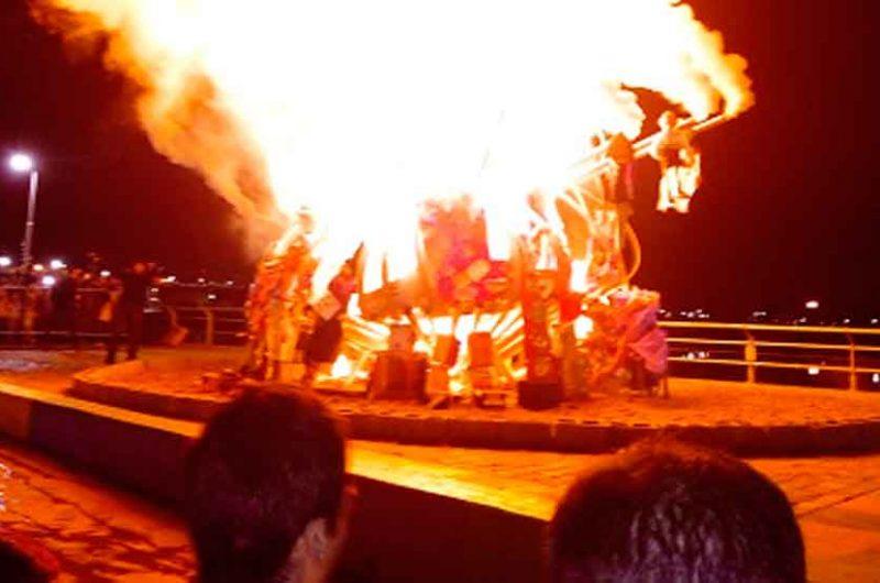 La Boca volvió a celebrar la Noche de San Juan