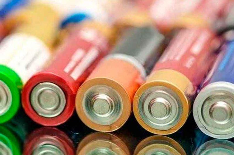Sancionan Ley para la gestión de las pilas usadas