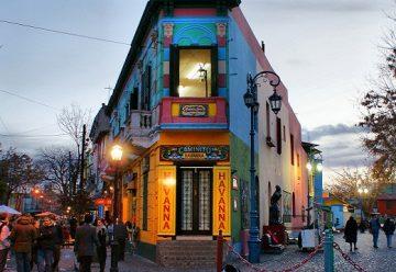 El barrio de La Boca celebra sus 148° aniversario