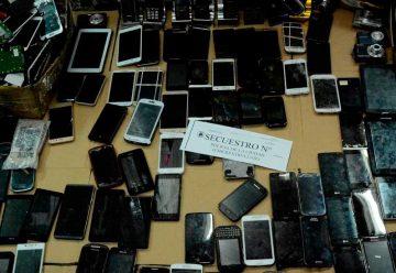 El robo de celulares es el delito que más afecta en la Ciudad