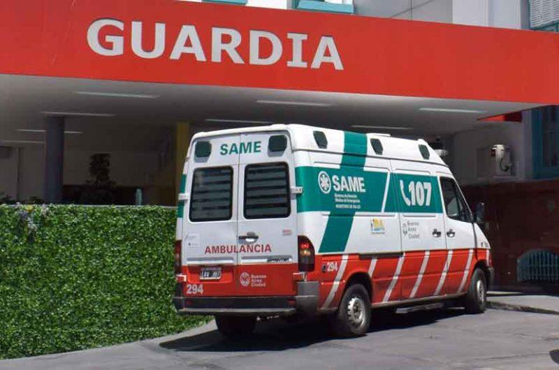 Concurso Público del SAME para Médicos de Guardia