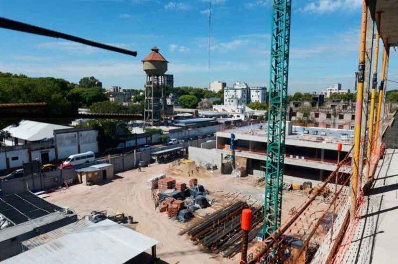 Mudarán Hacienda y Rentas a la ex Cárcel de Caseros