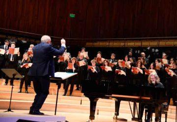 50 aniversario del Coro Polifónico Nacional en el CCK