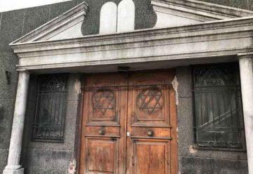 Restaurarán sinagoga abandonada del barrio de la Boca