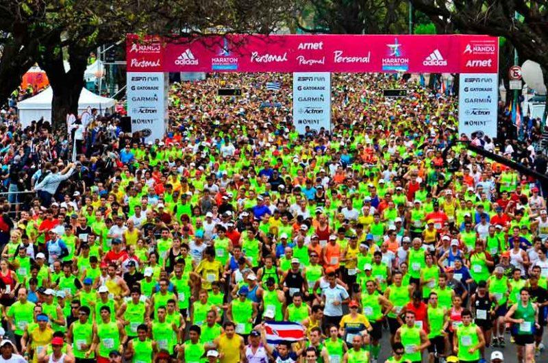 Estos serán los cortes y desvíos por la maratón del domingo