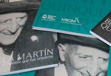 """""""Benito Quinquela Martín. El hombre que fue nosotros"""""""