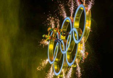 El espíritu olímpico ya se instaló en Buenos Aires