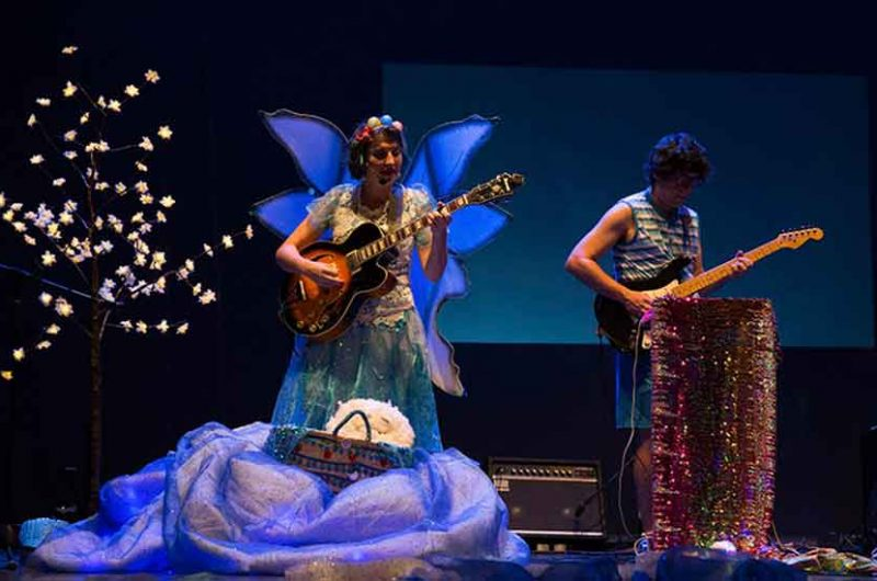 Músicos de las Islas Baleares llegan a la Usina del Arte