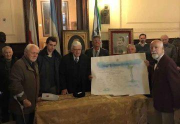 Falleció Hermenegildo Sábat,Ciudadano Ilustre de La Boca