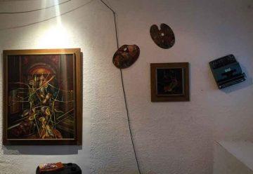 Talleres de artes visuales en la Usina del Arte