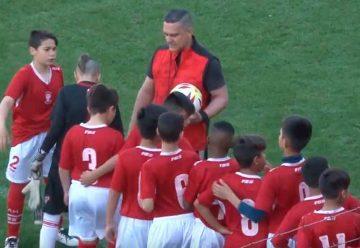 """""""Eduquemos con Fútbol"""": un programa formativo que busca erradicar la violencia"""
