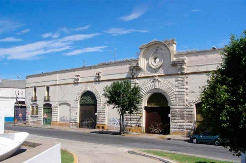 Mudaran Talleres y depósitos del Teatro Colón a La Boca
