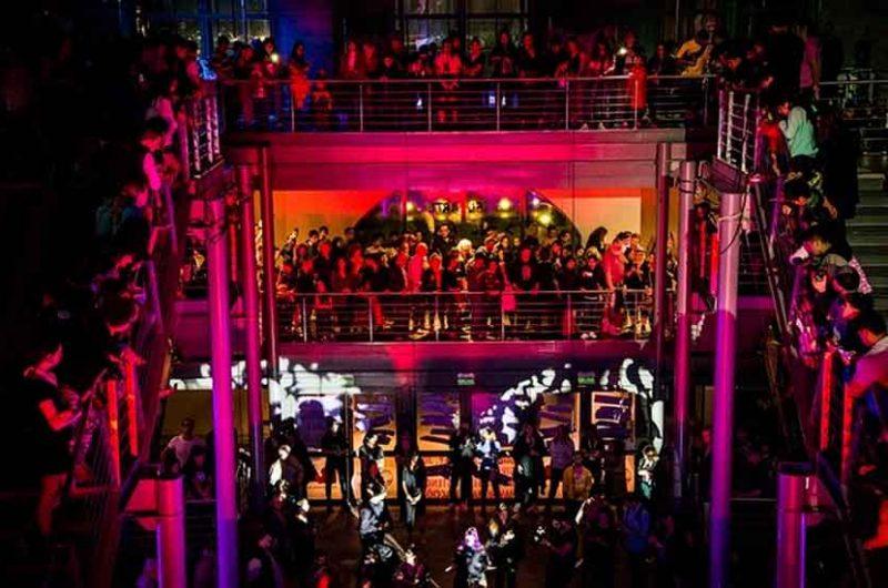 Una multitud disfrutó de La noche de los Museos