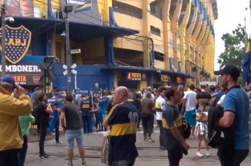 Amplio operativo de seguridad en la final de la Libertadores
