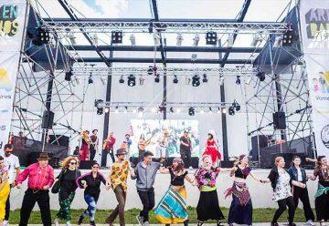 Arte en Barrios cierra el año en la Usina del Arte