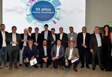 El Distrito Tecnológico celebró sus 10 años de vida