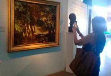 Exponen los tesoros ocultos del Museo Quinquela Martín