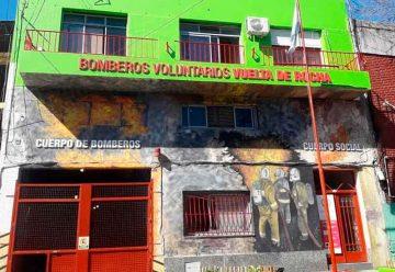 Aniversario de Bomberos Voluntarios Vuelta de Rocha