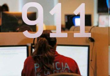 Policía de la Ciudad recibió más de 3 millones llamadas en 2018