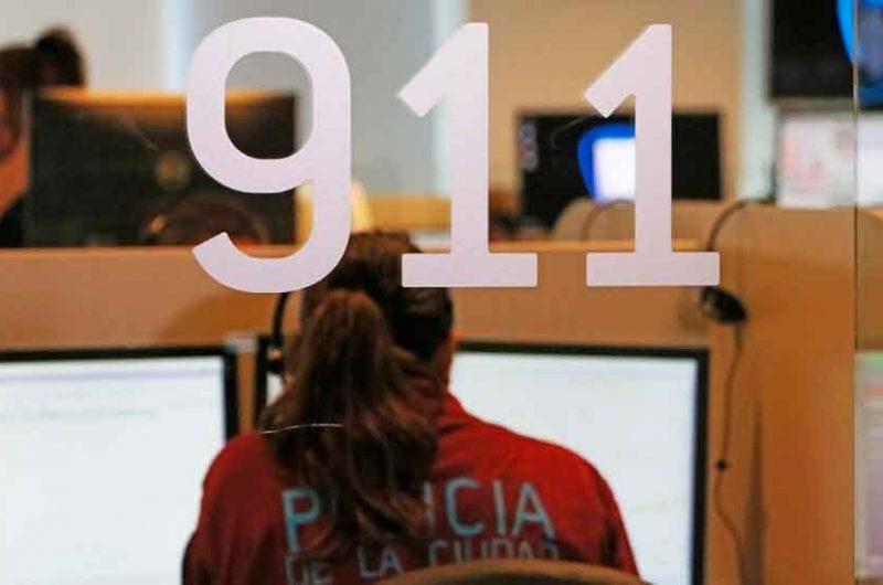La Policía de la Ciudad recibió más de 3 millones llamadas en 2018