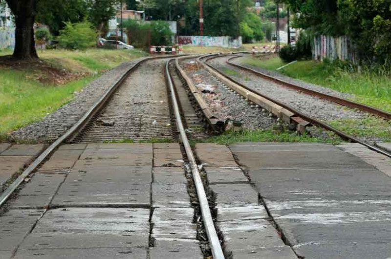 Renovación del paso a nivel de la avenida Álvarez Thomas