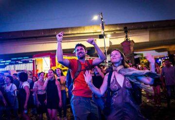"""""""Sur Tropical"""" para despedir el verano bailando en La Boca"""