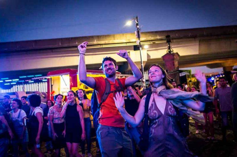 «Sur Tropical» para despedir el verano bailando en La Boca
