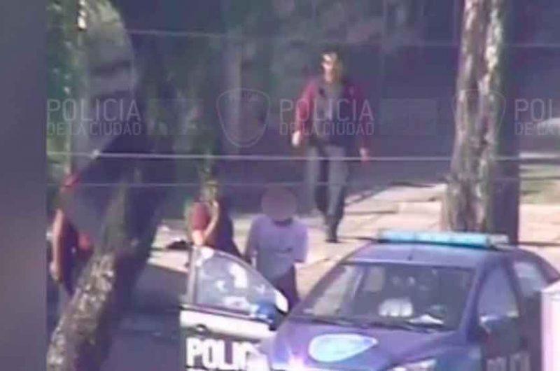 La Policía detuvo a un arrebatador en Pompeya