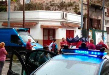 Matan a un vigilador mientras esperaba el colectivo