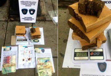 La Policía capturó a los dealers de Parque Patricios