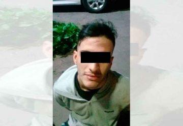 La Policía detuvo a un peligroso delincuente en Nueva Pompeya