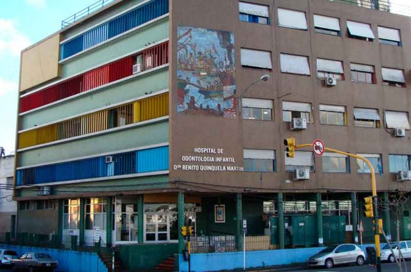 60° aniversario del Hospital de Odontología Infantil