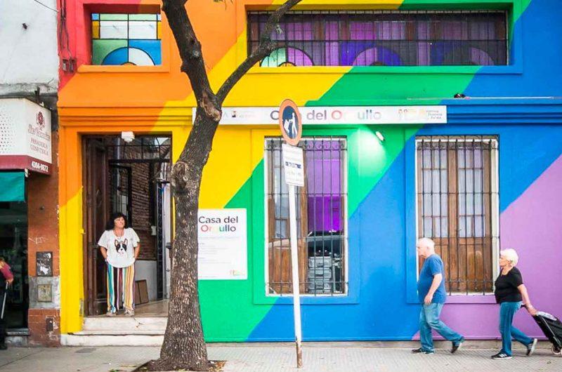 Primer centro integral LGBTIQ de la Ciudad de Buenos Aires