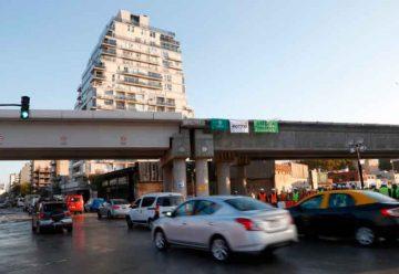 Grandes avances en las obras del Viaducto San Martín