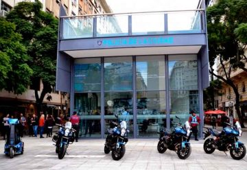 """Inauguraron el """"Centro de Monitoreo 9 de Julio"""""""