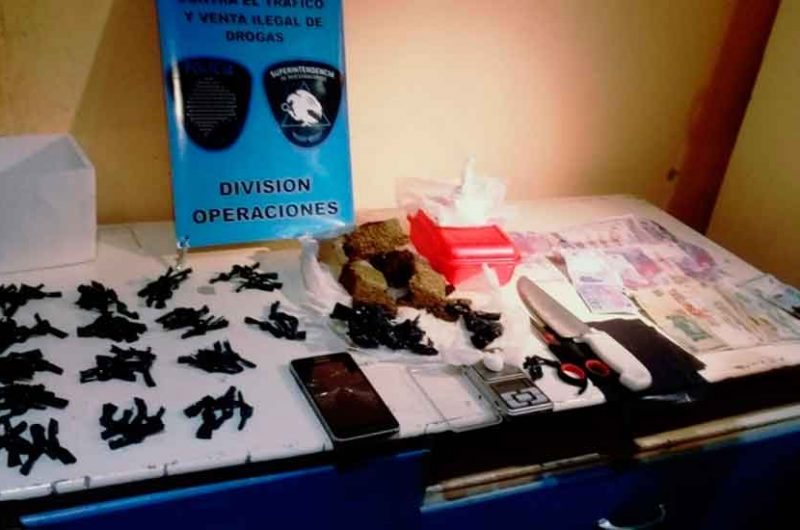 La Policía detuvo a «La Rosi», narco del Barrio Zavaleta