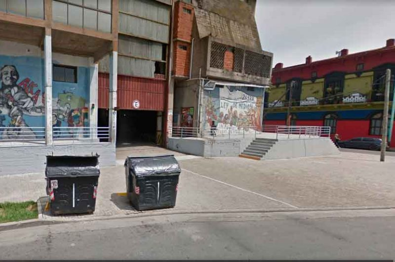 En La Boca un Astillero es Convertido en Teatro Barrial