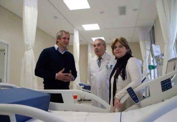 Nueva Unidad de Terapia Intensiva en el Hospital Materno Sardá
